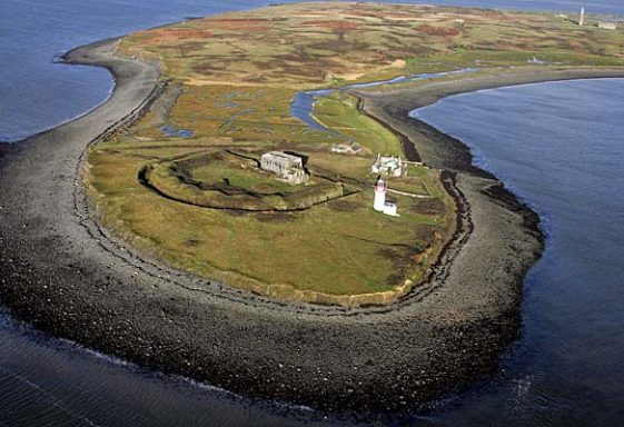 Scattery Island Heritage